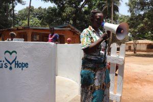 The Water Project:  Rugiatu Kamara