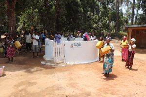 The Water Project:  Well Dedication