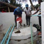 The Water Project: Lokomasama, Rotain Village -  Chlorination