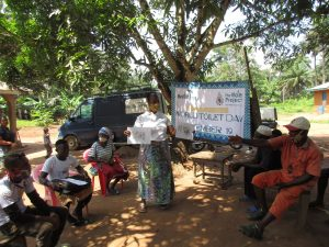 The Water Project:  Hygiene And Sanitation Training