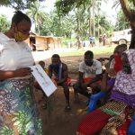The Water Project: Lokomasama, Rotain Village -  Hygiene Training