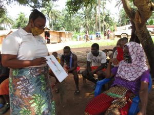 The Water Project:  Hygiene Training