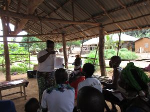 The Water Project:  Importance Of Latrines