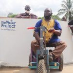 The Water Project: Lungi, Rotifunk, 22 Kasongha Road -  Chair Abdul Kamara