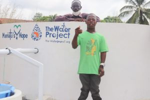 The Water Project:  Sahr D