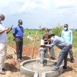 The Water Project: Alero B Community -  Commissioning The Well