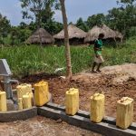 The Water Project: Alero B Community -  Filling Up At The New Well