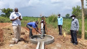 The Water Project:  Well Commissioning Ceremony