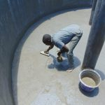 The Water Project: Gidimo Primary School -  Floor Plastering