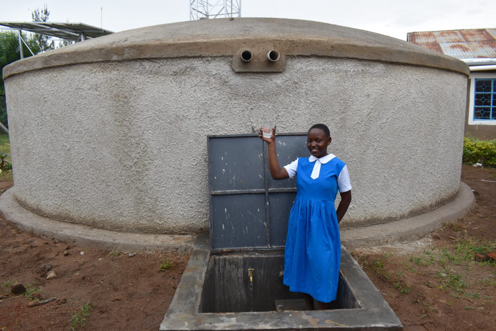The Water Project : kenya21213-cheers-to-clean-water