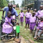 Rise and Shine Special School for the Physically Handicapped Project Underway!