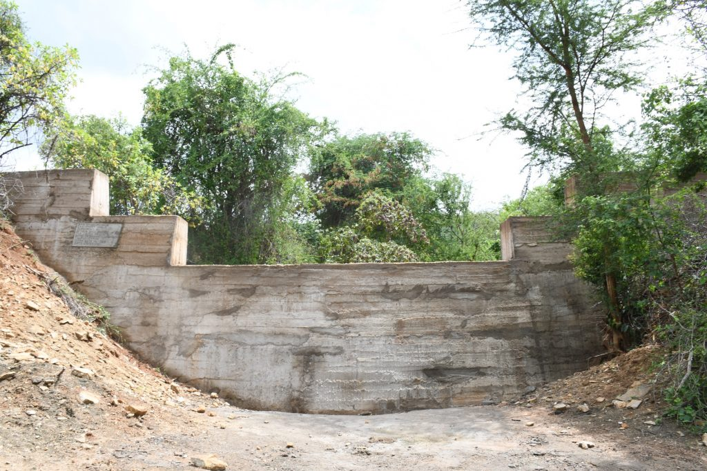 The Water Project : kenya21402-complete-dam-1