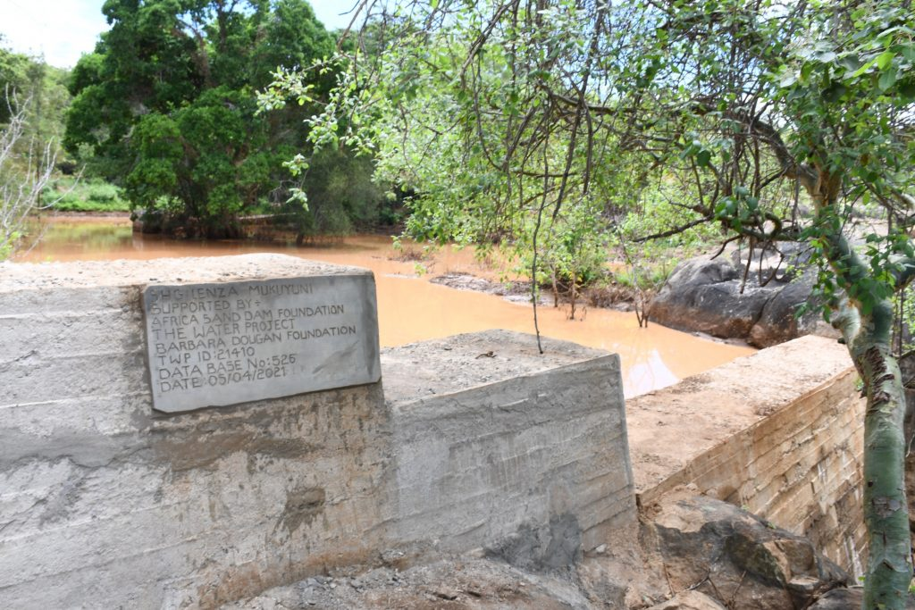 The Water Project : kenya21410-dam