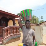 The Water Project: - Lungi, Masoila, Central Mosque