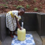 The Water Project: - Malekha West Community, Soita Spring