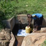 See the Impact of Clean Water - Jairus Mwera Spring