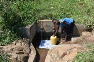 Giving Update: Jairus Mwera Spring