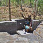 The Water Project: - Bukhaywa Community, Violet Inganji Spring