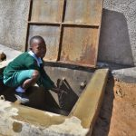 The Water Project: - St. Kizito Kimarani Primary School
