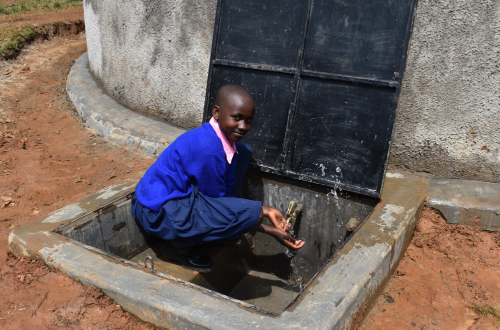 The Water Project : kenya21224-water-celebrations-3
