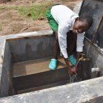 Mwembe Primary School Rain Tank Complete!