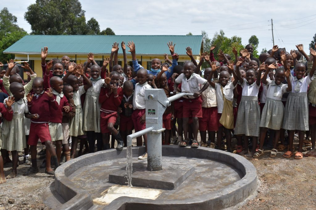 The Water Project : kenya21247-smiles-for-safe-water-2