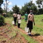 Friends School Demesi Secondary Rainwater Tank Underway!