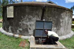 Giving Update: St. Gerald Mayuge Secondary School