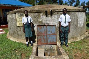 Giving Update: Sawawa Secondary School