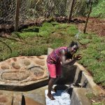 The Water Project: - Lukala West Community, Luka Spring