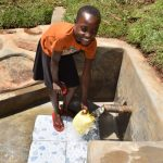 The Water Project: - Lukala West Community, Angatia Spring