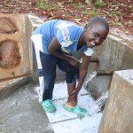 The Water Project: - Shikoye Community, Kwa Witinga Spring