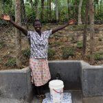 The Water Project: - Shikokhwe Community, Mulika Spring