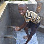 The Water Project: - Sundulo B Community, Luvisia Spring
