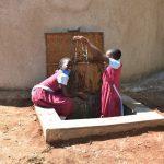 The Water Project: - Jivuye Primary School