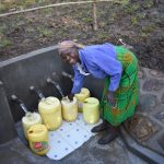 The Water Project: - Eshimuli Community, Mbayi Spring