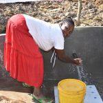 The Water Project: - Mukhuyu Community, Namukuru Spring