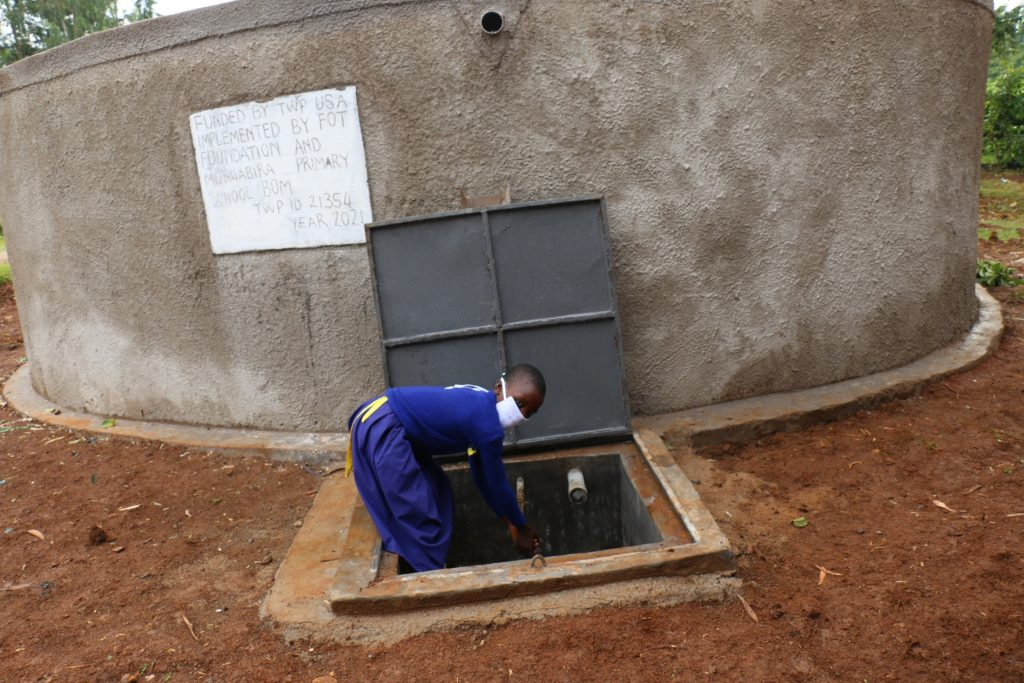 The Water Project : kenya21354-safe-and-clean-hands