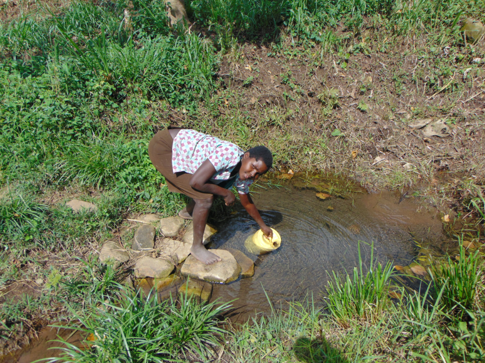 The Water Project : kenye20177-fetching-water-1-2