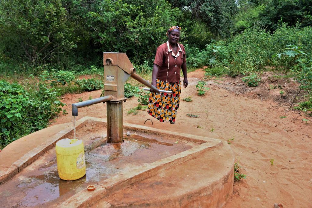 The Water Project : asdfkenya20999-new-well