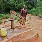 Mutomo Community Water Project Complete!