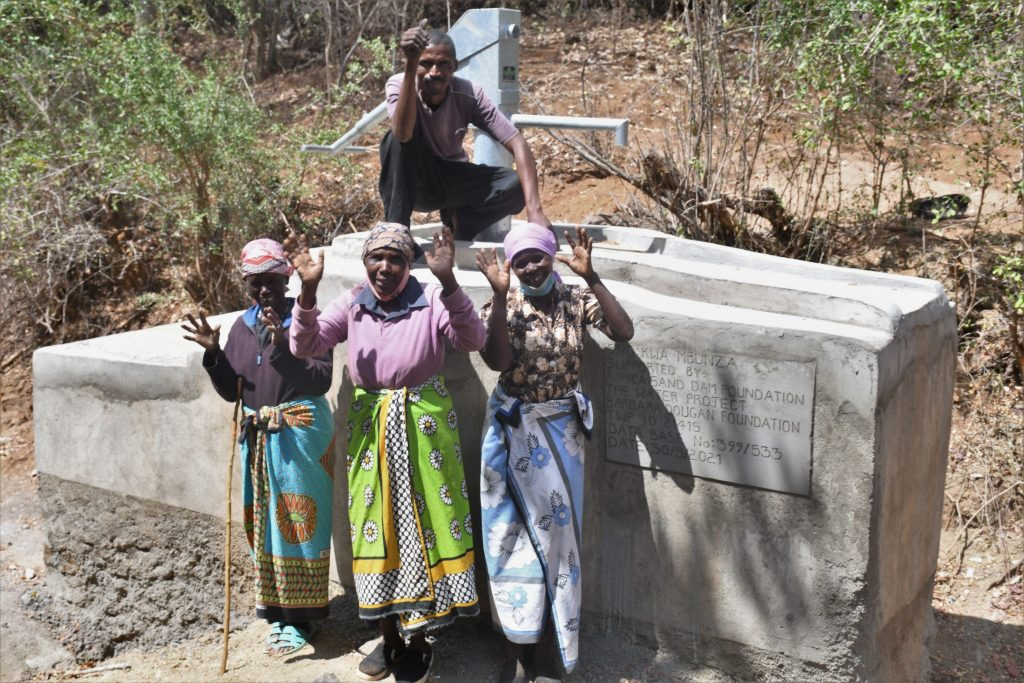 The Water Project : kenya21415-celebrating-the-well