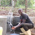 The Water Project: - Nangurunya Community, Robert Musali Spring