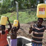 The Water Project: - Shamoni Community, Shiundu Spring