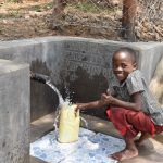 The Water Project: - Lunyinya Community, Makunga Spring
