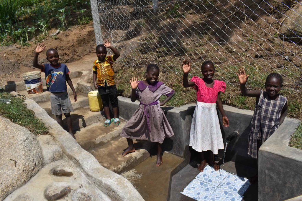 The Water Project : kenya21065-0-adorable
