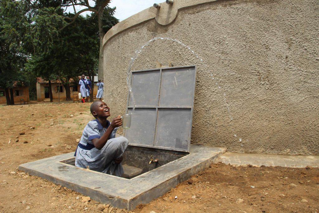 The Water Project : kenya21254-0-celebrating-2