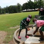 The Water Project: - Khaimba Primary School