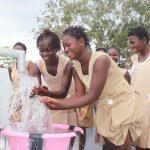 The Water Project: - Lungi, Masoila, St. Joseph Junior Secondary School