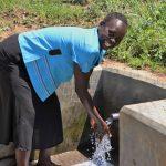 Shamoni Community, Shiundu Spring Project Complete!